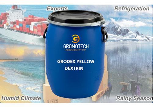 grodex White Dextrin - White Dextrin Manufacturers