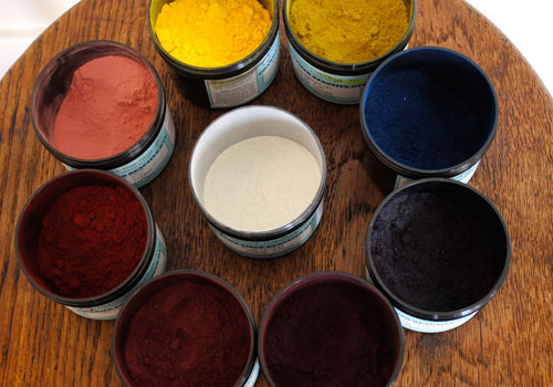 Starch For Dyes And Printing Inks